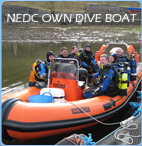 North East Dive Centres Boat